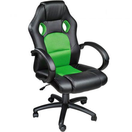 Titangames Gamer szék basic, Zöld (GS-SW110ZO)