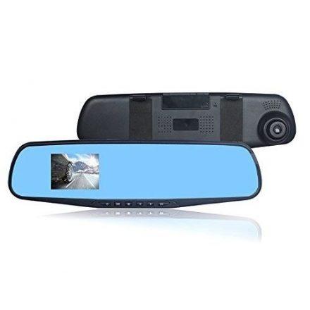 RVN visszapillantóra rögzíthető autós kamera -2IN1- kényelem és biztonság CH-SW138