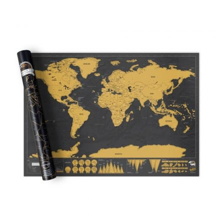 Homeland Kaparós világtérkép, utazós RAM-MD86