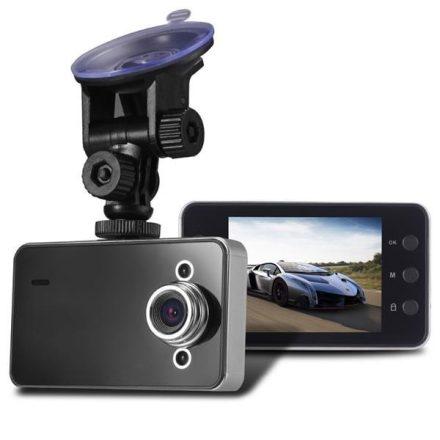 RVN Slim HD autós eseményrögzítő fedélzeti kamera - 140 fokos látószög, éjjellátás, mikrofon CH-SW129
