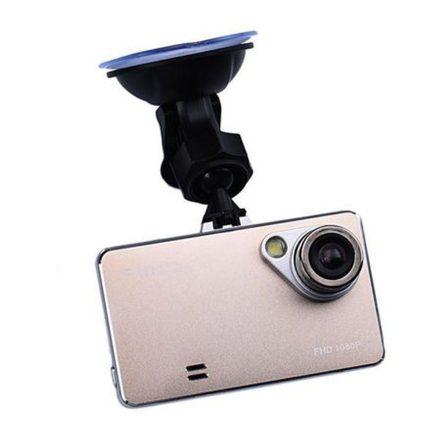 RVN Magyar menüs fémes autós eseményrögzítő HD kamera  CH-SW128