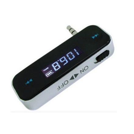 FastLine Fm transmitter akkumulátoros - Fogadd hívásaid biztonságosan és hallgass zenét vezetékek nélkül autódban. NTS-CW753