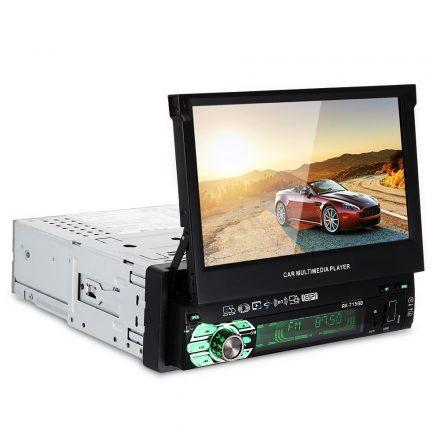 FastLine 1 Dines rejtett kijelzős autósrádió  NOD-321H45