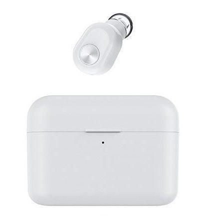 Fehér Pluggy fülhallgató+Powerbank NZH-CW801