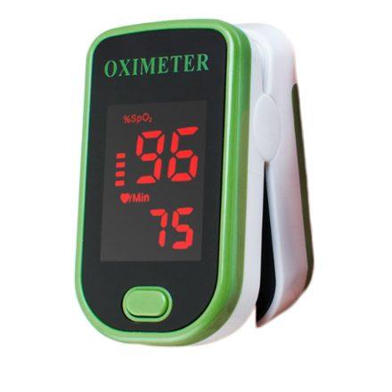 Brit&club Véroxigénszint mérő, pulzoximéter STH-T432R74