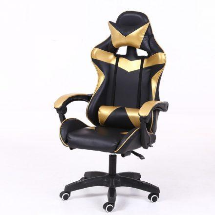 RACING PRO X Gamer szék , Arany-Fekete (RP-SW110AF)
