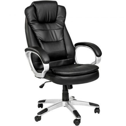 OfficeTrade Főnöki szék fekete (OFF-SW110FK)