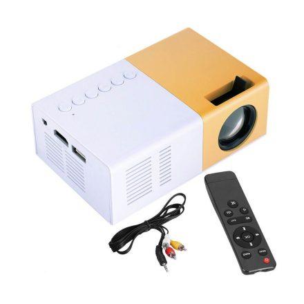 NewLine J9 Mini Projektor HDMI kimenettel RAM-MD354