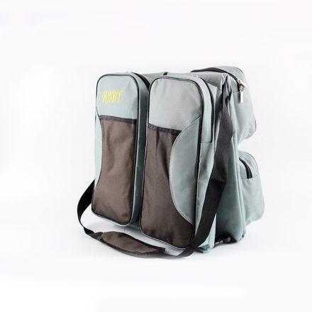 Brit&club Hordozható babaágy,táska és penelkázó egyben  STH-T432R37