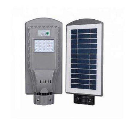 Prolight Napelemes utcai Led lámpa - mozgásérzékelős,napelemes kerti lámpa PRL-C23733
