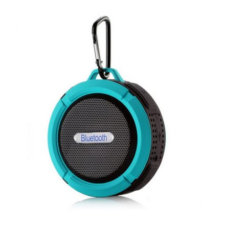 Brit&Club C6 vízálló Bluetooth hangszóró - kék SC3-CW742