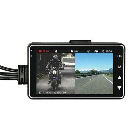 Insider 2 kamerás fedélzeti kamera motoros MTS-CW72