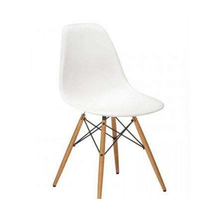 Homeland 4 db modern konyhai szék fehér (KCH-SW110FH)