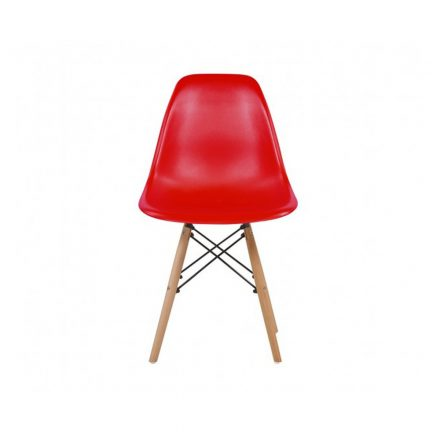 Homeland  4 db modern konyhai szék piros (KCH-SW110PI)