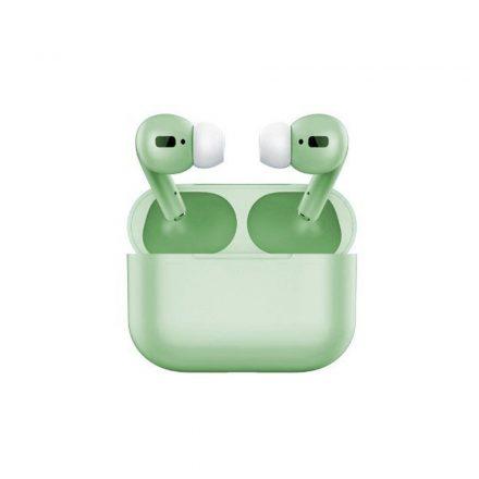 Air pro vezeték nélküli fülhallgató - zöld NZH-CW786