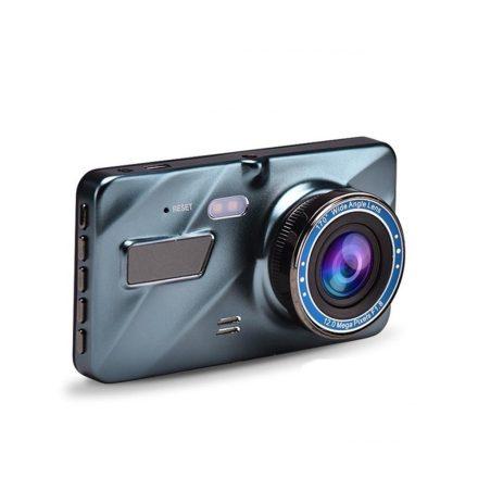 RVN V3 autóskamera kettős objektívvel és HD kijelzővel  CH-SW132