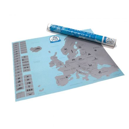 Homeland Kaparós Európa térkép RAM-MD84