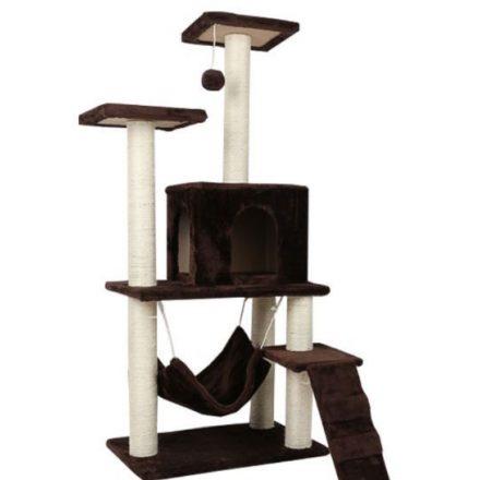 DodoPet Macska bútor V2 fekete NTC-CW777