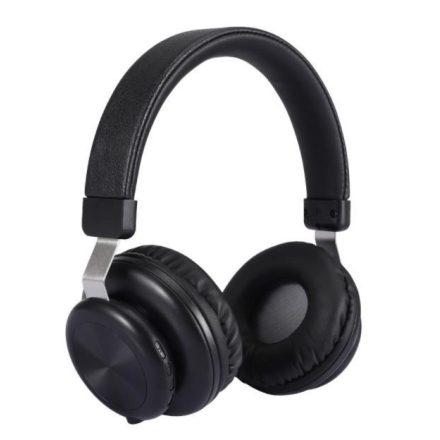 Sol H4 Bluetooth fejhallgató Fekete NZH-CW842