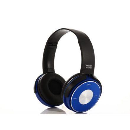Sol bluetooth fejhallgató 890BT kék NZH-CW840