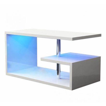 Homeland RGB fehér dohányzóasztal (RGB-SW110GY)