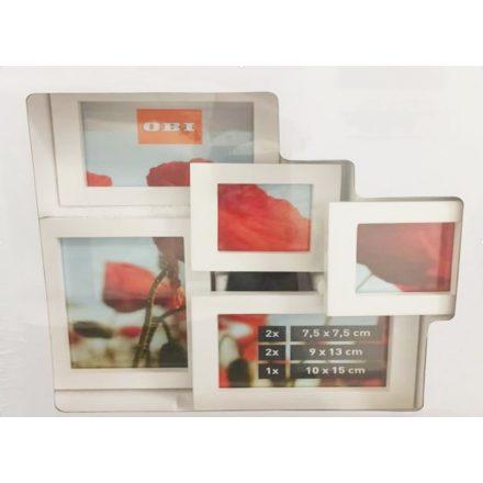 Homeland Képkeret (2db*7.5cm*7.5cm)+(2db*9cm*13cm)+(1db10*15cm) RAM-MD87