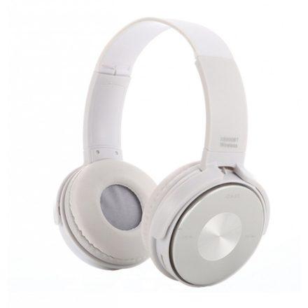 Sol bluetooth fejhallgató 890BT Fehér NZH-CW838