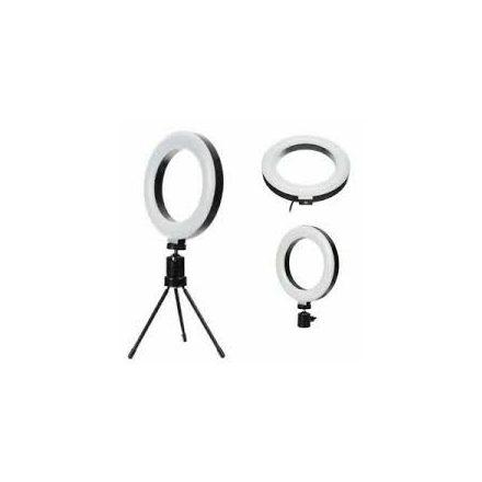 Prolight Ring Fill Light- LED gyűrű selfie lámpa PRL-C23752