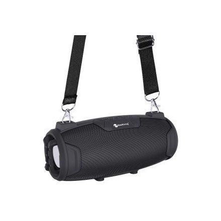 Brit&Club Hordozható többfunkciós Bluetooth hangszóró mikrofonnal SC3-CW745