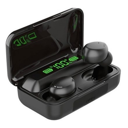 CozyPlay F9-10 TWS Bluetooth Headset - fekete NZH-CW798