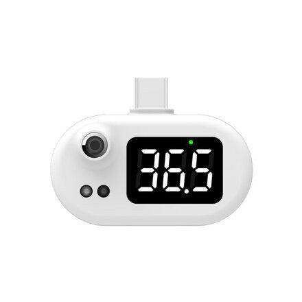 NewLine  Mobiltelefon hőmérő – Type-C csatlakozás RAM-MD367