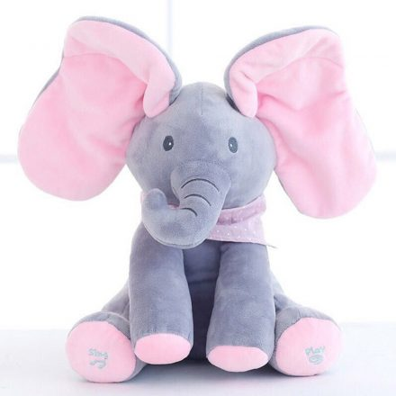 Homeland Éneklő elefánt - rózsaszín RAM-MD97