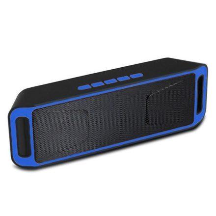 Brit&Club SC208 Bluetooth Megabass Hangszoró kék SC3-CW764