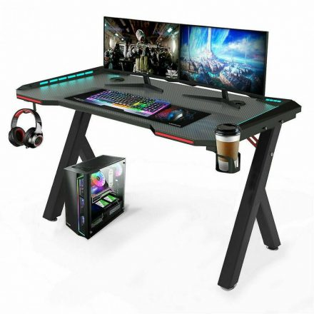 Apollon R5 Beépített ledes Gamer asztal (AP-SW110R5)