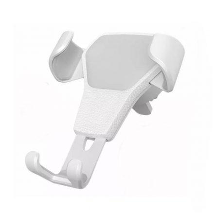 FastLine Gravitációs autós telefon tartó fehér NTS-CW755