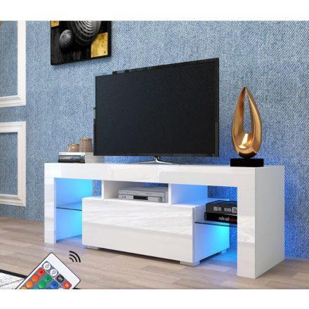 Homeland V1 tv tartó állvány beépített LED világítással (HO-SW110V1)