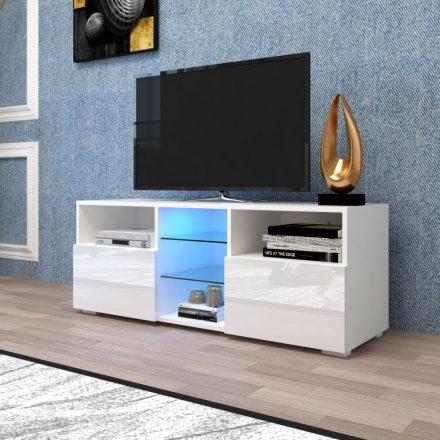 Homeland V2 tv tartó állvány beépített LED világítással (HO-SW110V2)