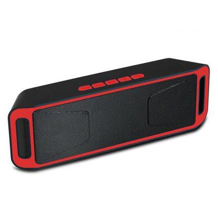 Sc208 Bluetooth hangszóró piros RAM-MD252